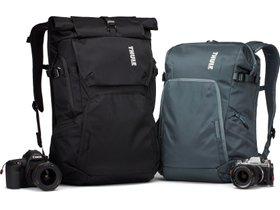 Рюкзак Thule Covert DSLR Rolltop Backpack 32L (Black) 280x210 - Фото 19