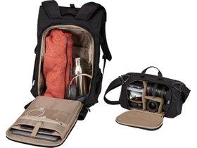 Рюкзак Thule Covert DSLR Rolltop Backpack 32L (Black) 280x210 - Фото 8