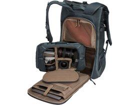 Рюкзак Thule Covert DSLR Rolltop Backpack 32L (Dark Slate) 280x210 - Фото 7