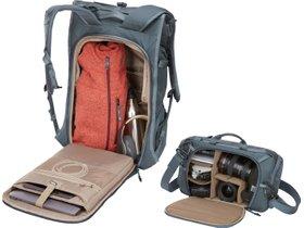 Рюкзак Thule Covert DSLR Rolltop Backpack 32L (Dark Slate) 280x210 - Фото 8