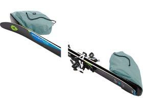 Чехол для лыж Thule RoundTrip Ski Bag 192cm (Dark Slate) 280x210 - Фото 3
