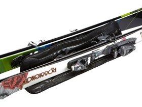 Чехол на колесах для лыж Thule RoundTrip Ski Roller 192cm (Dark Slate) 280x210 - Фото 10