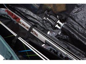 Чехол на колесах для лыж Thule RoundTrip Ski Roller 192cm (Dark Slate) 280x210 - Фото 5