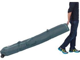 Чехол на колесах для лыж Thule RoundTrip Ski Roller 192cm (Dark Slate) 280x210 - Фото 6