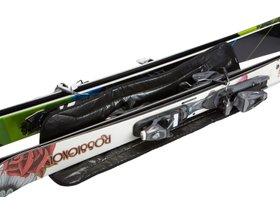 Чехол на колесах для лыж Thule RoundTrip Ski Roller 175cm (Black) 280x210 - Фото 10