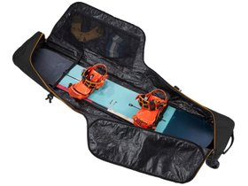 Чехол на колесах для сноуборда Thule RoundTrip Snowboard Roller 165cm (Black) 280x210 - Фото 3