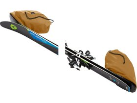 Чехол для лыж Thule RoundTrip Ski Bag 192cm (Black) 280x210 - Фото 3