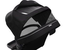Прогулочное кресло Thule Sleek Sibling Seat (Midnight Black on Black) 280x210 - Фото 2