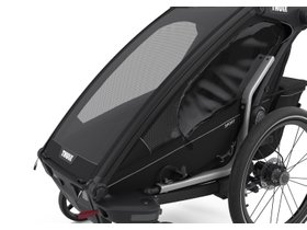 Детская коляска Thule Chariot Sport 1 (Midnight Black) 280x210 - Фото 11