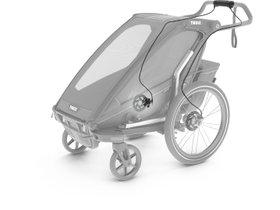 Детская коляска Thule Chariot Sport 1 (Midnight Black) 280x210 - Фото 13