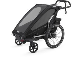 Детская коляска Thule Chariot Sport 1 (Midnight Black) 280x210 - Фото 3