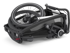 Детская коляска Thule Chariot Sport 1 (Midnight Black) 280x210 - Фото 5