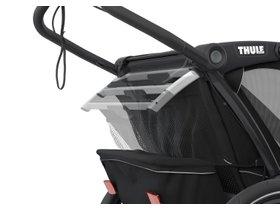 Детская коляска Thule Chariot Sport 1 (Midnight Black) 280x210 - Фото 6