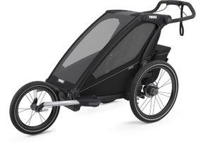 Детская коляска Thule Chariot Sport 1 (Midnight Black) 280x210 - Фото 7