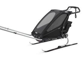 Детская коляска Thule Chariot Sport 1 (Midnight Black) 280x210 - Фото 8