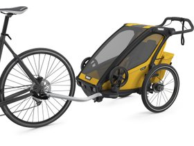 Детская коляска Thule Chariot Sport 1 (Spectra Yellow) 280x210 - Фото 2