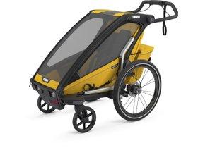 Детская коляска Thule Chariot Sport 1 (Spectra Yellow) 280x210 - Фото 3