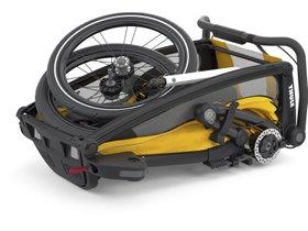Детская коляска Thule Chariot Sport 1 (Spectra Yellow) 280x210 - Фото 5