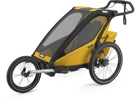 Детская коляска Thule Chariot Sport 1 (Spectra Yellow) 280x210 - Фото 6