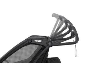 Детская коляска Thule Chariot Sport 2 (Black on Black) 280x210 - Фото 10