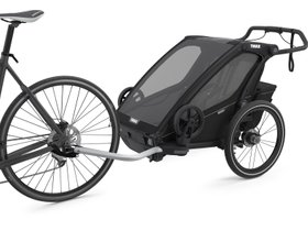 Детская коляска Thule Chariot Sport 2 (Black on Black) 280x210 - Фото 2