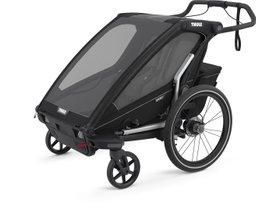 Детская коляска Thule Chariot Sport 2 (Black on Black) 280x210 - Фото 3
