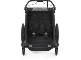 Детская коляска Thule Chariot Sport 2 (Black on Black) 280x210 - Фото 4
