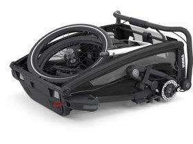 Детская коляска Thule Chariot Sport 2 (Black on Black) 280x210 - Фото 5