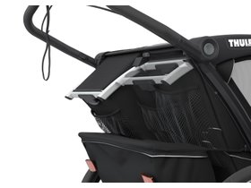 Детская коляска Thule Chariot Sport 2 (Black on Black) 280x210 - Фото 6