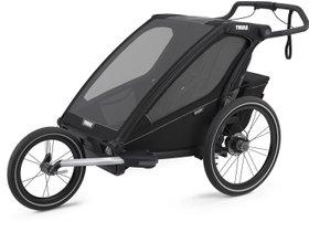 Детская коляска Thule Chariot Sport 2 (Black on Black) 280x210 - Фото 7