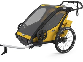 Детская коляска Thule Chariot Sport 2 (Spectra Yellow) 280x210 - Фото