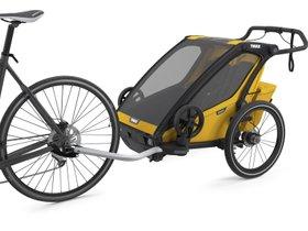 Детская коляска Thule Chariot Sport 2 (Spectra Yellow) 280x210 - Фото 2