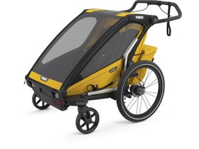 Детская коляска Thule Chariot Sport 2 (Spectra Yellow) 280x210 - Фото 3