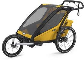 Детская коляска Thule Chariot Sport 2 (Spectra Yellow) 280x210 - Фото 6