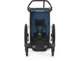 Детская коляска Thule Chariot Cross 1 (Majolica Blue) 280x210 - Фото 4