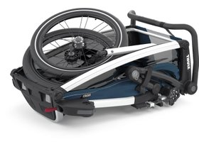 Детская коляска Thule Chariot Cross 1 (Majolica Blue) 280x210 - Фото 5