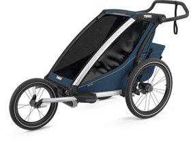 Детская коляска Thule Chariot Cross 1 (Majolica Blue) 280x210 - Фото 6