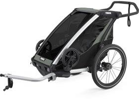 Детская коляска Thule Chariot Lite 1 (Agave)