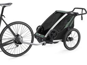 Детская коляска Thule Chariot Lite 1 (Agave) 280x210 - Фото 2