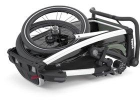 Детская коляска Thule Chariot Lite 1 (Agave) 280x210 - Фото 5