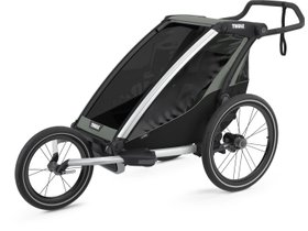 Детская коляска Thule Chariot Lite 1 (Agave) 280x210 - Фото 6