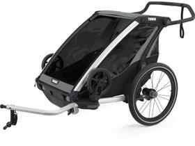 Детская коляска Thule Chariot Lite 2 (Agave) 280x210 - Фото