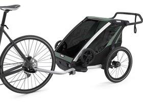 Детская коляска Thule Chariot Lite 2 (Agave) 280x210 - Фото 2