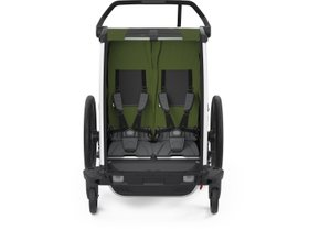Детская коляска Thule Chariot Cab 2 (Cypress Green) 280x210 - Фото 4