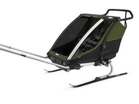 Детская коляска Thule Chariot Cab 2 (Cypress Green) 280x210 - Фото 8