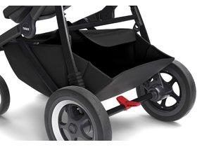 Детская коляска Thule Sleek (Midnight Black on Black) 280x210 - Фото 9