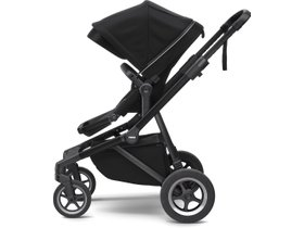 Детская коляска Thule Sleek (Midnight Black on Black) 280x210 - Фото 2