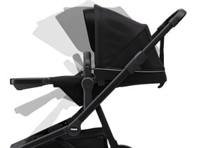Детская коляска Thule Sleek (Midnight Black on Black) 280x210 - Фото 5