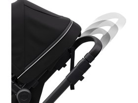 Детская коляска Thule Sleek (Midnight Black on Black) 280x210 - Фото 8