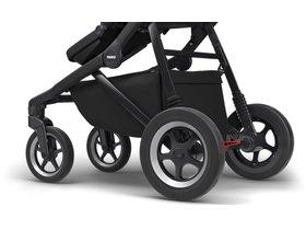 Детская коляска с люлькой Thule Sleek (Midnight Black on Black) 280x210 - Фото 8